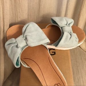 UGG Joan Slides. New with Box